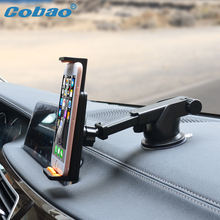 Car Windshield Phone Holder Car phone bracket Desk mount stand For iPhone Samsung iPod GPS for Ipad mini Tablet(China)