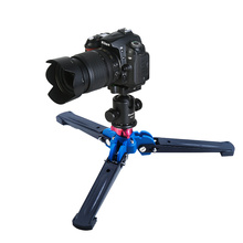 "Manbily M-1 M-2 M1 M2 Hydraulic Universal Three Feet Support Stand Base Monopod Stand for Monopod Ballhead with 3/8"" screw(China)"