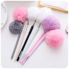 0.5 Mm A Funny Warm Ball Pendant Gel Pen Ink Pen Promotional Gift  Stationery School U0026 Office Supply