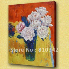 Monet,floral painting,decoration,impressionism,flower,craft,gift,famous paintings Monet30