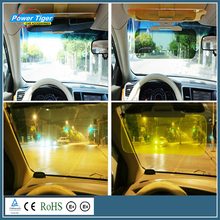 Car Sunshade Hot Sale 1pc Black Auto Accessories Car Styling Car Sun Visor Window Block Retractable Sun Visor For Cars/Trucks