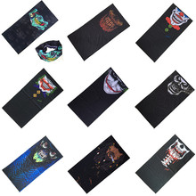 Sport Bicycle Motorcycle Bandana Scarf Headband Variety Turban Hood Magic Veil Head Scarf Multi Function Ski Skull Scarf(China)