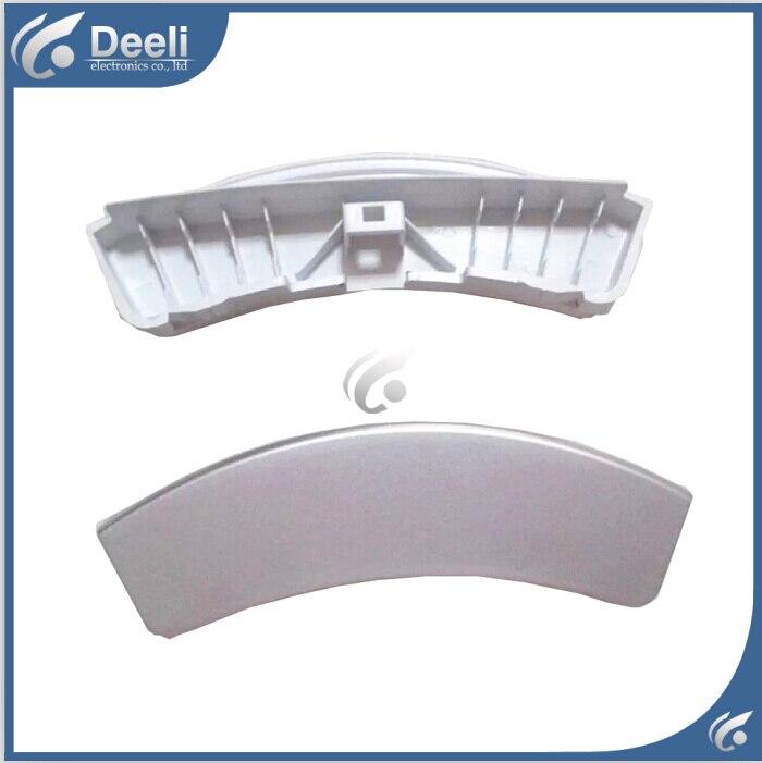 1pc silvery new door handle door handles door switch DC64-00561D good working<br>