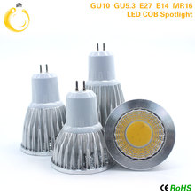 2016 new led COB  9W 12W 15W Led Spotlights Lamp 60 Angle GU10 E27 E14  GU53 Dimmable Led Bulbs led light AC 110-240V MR16 DC12V