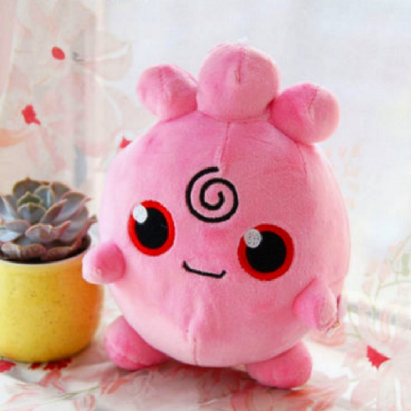 20CM-Pikachu-Bulbasaur-Gengar-Plush-toys-for-children-Gift-Soft-Toy-Kawaii-Cute-Cartoon-Toys-Pocket (2)