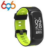 Buy Fitness Tracker Smart Band Blood Pressure Watch Blood Oxygen Heart Rate Monitor Smart Bracelet Android IOS smartband for $21.33 in AliExpress store
