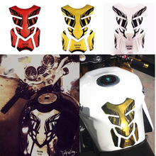 Silver Red Gold 3D Motorcycle Fuel Oil Tank Pad Decal Protector Cover Sticker Universal For Honda Yamaha Kawasaki Suzuki Harley