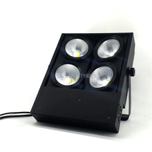 Theater Lighting COB LED Flood Light 4eye 100w Led Matrix Blinder Light Led Wash Audience Lights