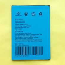 New Original Battery For Umi ROME X ROMEX 2500mAh Replacement Mobile Phone Batteries High Quality 3.8V Li-ion Battery