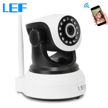 LEF 720P 960P Security WIFI Camera P2P Wireless CCTV IP Camera with IR Cut Two Way Audio Email Alert Baby Monitor(China)