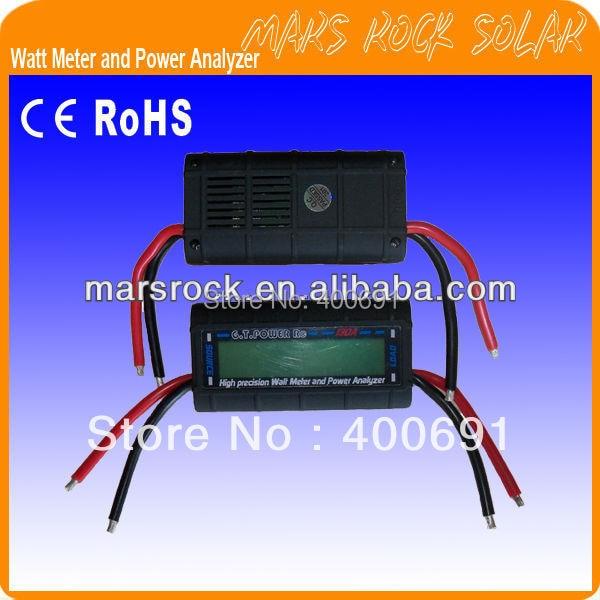 LCD Diplay High Precision Watt Meter and Power Analyzer<br><br>Aliexpress