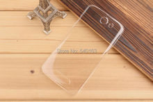 Plastic Transparent Crystal Clear Hard Case Cover For Philips I928 Android Cell Phone Free Shipping