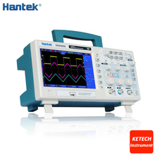 Portable LCD Deep Memory 200/100/60MHz Bandwidths Digital Storage Oscilloscope Hantek DSO5202B