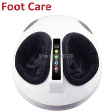 Personal Feet Care Device Electric black foot massage machine luxury design for 2014 gift(China)