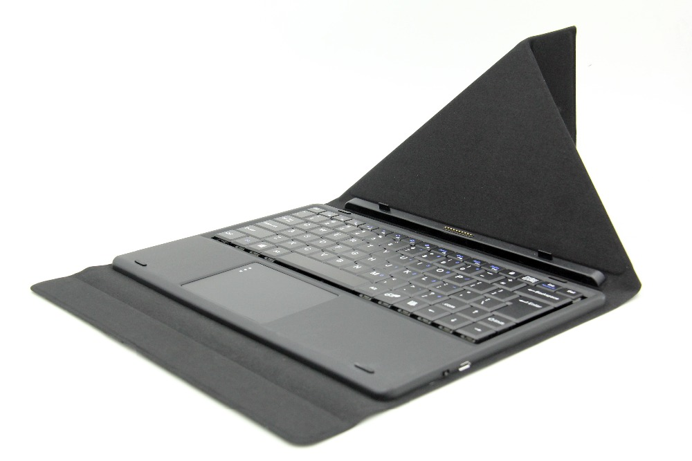 Newest!! Promotion Premium Stand Keyboard Leather Cover Case For teclast tbook10  10.1 Tablet Case tbook 10 case<br>