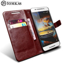 Huawei Nexus 6P Case Cover Wallet PU Leather Flip Style With Stand Phone Cover For Google Huawei Nexus 6P Case