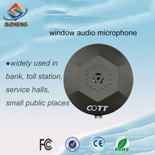 SIZHENG COTT-C1 Window CCTV microphone mini listening device sound monitor audio pick up for security system DVR
