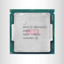 Intel Pentium G4560 Processor 3MB Cache 3.50GHz LGA1151 Dual Core Desktop PC CPU
