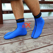 3mm Neoprene Swimming Scuba Diving Surfing Socks Snorkeling Water Sport Boots ES1415