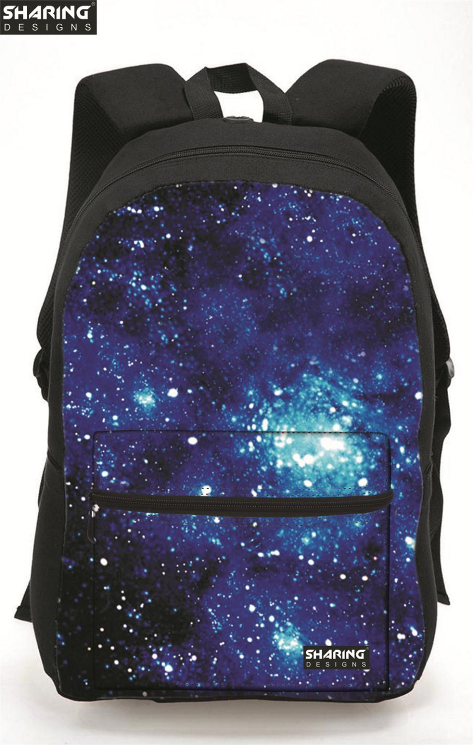 New Brand Womens 3D Galaxy Star Space Printing Backpack Casual Canvas Back Pack for Teenager Girls Boys OutdoorTravel Laptop<br><br>Aliexpress