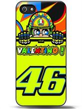 Toalla valentino rossi vr 46 Pattern Black Hard Plastic Case Cover For iPhone 4 4s 4g 5 5s SE 5c 6 6s 6Plus 7 7Plus Cases