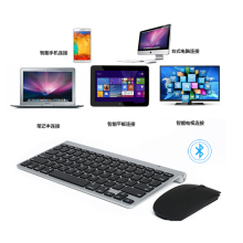 MAORONG TRADING Ultra-thin wireless keyboard and mouse For iMac 21.5 27 inch mini For mac os system for imac aio desktop