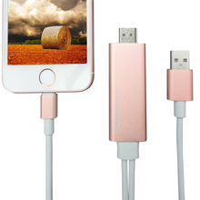 Wifi Display Dongle HDTV AV USB TV Stick Digital Hdmi Projector Adapter Charger Support iPhone 6/6s/5/5s/7/7 plus Dongle(China)