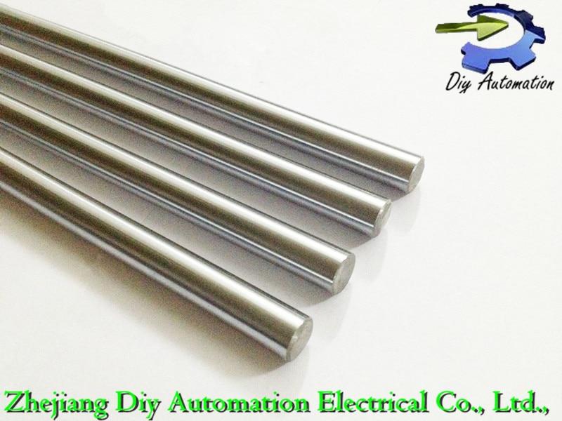 4pcs 3D Printer Rod Shaft 16mm-L500mm Chrome Plated Cylinder Linear Rail Round Rod Shaft Linear Motion Shaft for 3D R0108<br><br>Aliexpress