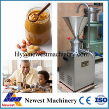 Free shipping peanut butter maker machine, sesame paste grinder,nut butter making machine(China)