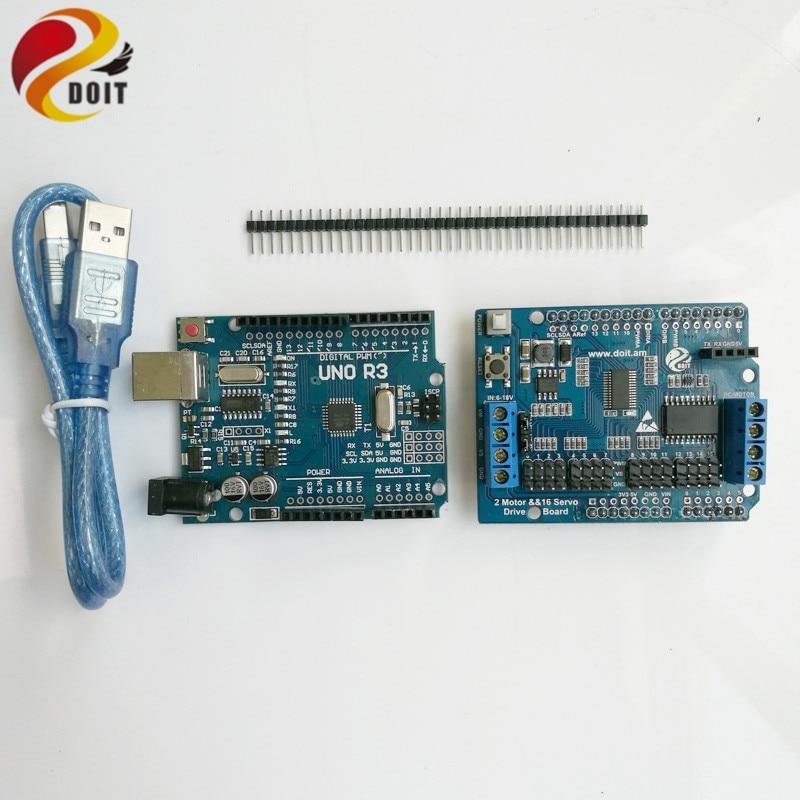 Arduino Project 4: Enhancing your mini robot - APC