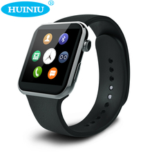 A9 Heart Rate Bluetooth Connected Smart Watch MTK2502C Smartwatch for Apple iOS iPhone 6s 7 Huawei Samsung Sony 3 Android Phone