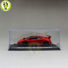 1/43 Gallardo LP 570-4 Super Trofeo Stradale 2011 LEO Model Diecast Model Racing Car
