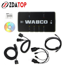 WABCO DIAGNOSTIC KIT (WDI) Trailer&Truck Professional Diagnostic Support WABCO System WABCO Heavy Duty Truck Scanner Free DHL