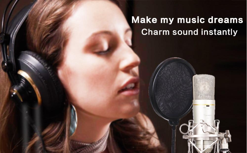 Professional Studio Microphone 8