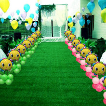 Anniversary celebration Wedding decorations Sunflower balloon Latex balloons Grand Event Party supplies promotion Props 20pc/lot