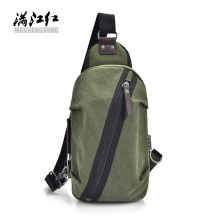 Men Military Messenger Bag Casual Travel Chest Bag Canvas Small Crossbody Menshoulder Bag One Sling Chest Bag Bolsa Feminina