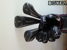 Boyea Maruman Majesty Super7 Full Set Golf Clubs Driver +Fairway Woods + Irons + Putter R/S Flex Graphite Shaft With Head Cover