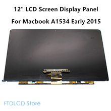 "LCDOLED 12"" LCD Screen IPS Display Glas Panel LSN120DL01-A01 For Apple MacBook Retina A1534 Early 2015 2304x1440"