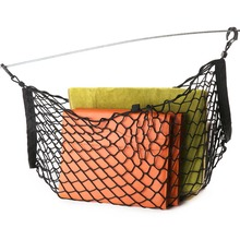 Hot 85*23CM Car Interior SUV Back Rear Trunk Seat Elastic String Net Mesh Storage Bag Pockets Cage Auto Organizer