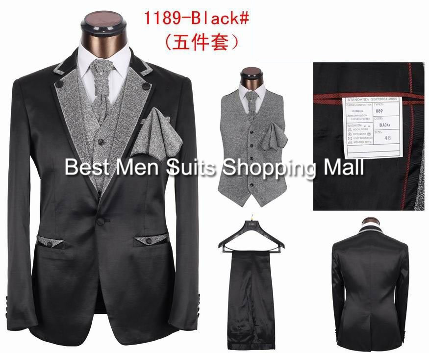 Red and White Prom Suit Promotion-Shop for Promotional Red and White ...