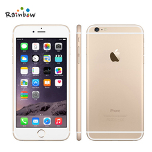 Original Apple iPhone 6 Factory Unlocked IOS Smartphones 4.7 inch Touch Sreen Dual Core LTE WIFI Bluetooth 8.0MP Camera - Rainbow--The Most Reliable Mobile Phones Store store
