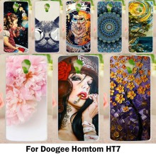 Buy TAOYUNXI Mobile Phone Cases Doogee Homtom HT7 HT7 Pro 5.5 INCH Cover Cases Colorful Animals Flowers Soft TPU Silicon Skins for $1.68 in AliExpress store