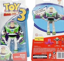 NEW hot 12cm Toy Story 4 Woody BUZZ LIGHTYEAR collectors action figure toys Christmas gift doll(China)