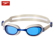 Speedo Waterproof Anti-fog Goggles Prescription Lens Competition Swim Goggles For Men Or Women(China)