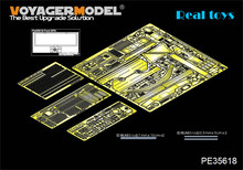 Voyager MODEL 1/35 PE35618 WWII FORD G.P.A.JEEP (FOR TAMIYA 35043/35336) )