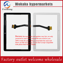 10.1 inch Black White Tablet Touchscreen For SAMSUNG Galaxy Note 10.1 P5100 P5110 N8000 Touch Screen Glass Panel GT-P5100