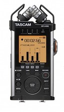 TASCAM DR44WL DR-44WL 4-channel portable HIFI recorder recording pen WIFI transmission control genuine licensed with 32G card(China)