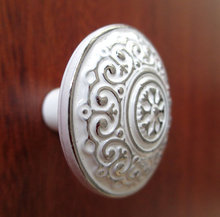Dresser Knob Drawer Pulls Knobs Handles Cabinet Knob White Silver Kitchen Cupboard Handles  Hardware Bathroom Handles Metal