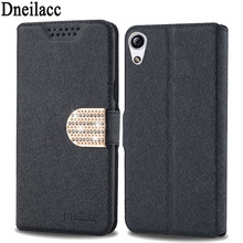 Case For Lenovo S850 Cell Phone Cover With Fashion Rhinestone Luxury Flower Diamond Phone Bags Cases For Lenovo S850(China)