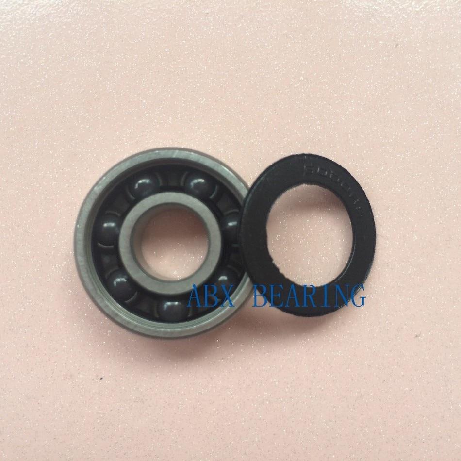 16003-2RS 16003 hybrid ceramic deep groove ball bearing 17x35x8mm<br><br>Aliexpress